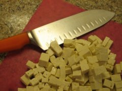 Slice the Tofu (Don't Be Scared)