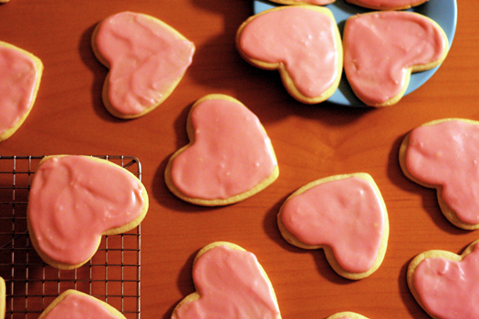Hungry Heart Cookies aka Old Fashioned Sugar Cookies — Erin Cooks