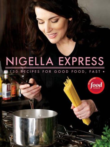 My girlfriend and idol, Nigella Lawson, is back on the Food Network with all