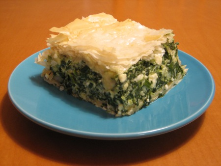 Philo pastry recipe