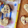 Thumbnail image for Dried Cranberry Shortbread Hearts