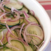 Thumbnail image for Randi's Cucumber Salad