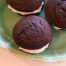 Thumbnail image for Classic Chocolate Whoopie Pies with Marshmallow Filling