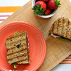 Thumbnail image for Goat Cheese and Strawberry Grilled Cheese