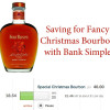 Thumbnail image for Saving for Fancy Christmas Bourbon with Bank Simple
