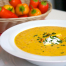 Thumbnail image for Roasted Pepper and Yogurt Soup